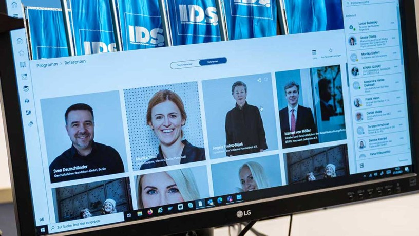 Finden Sie alle Events der IDSconnect