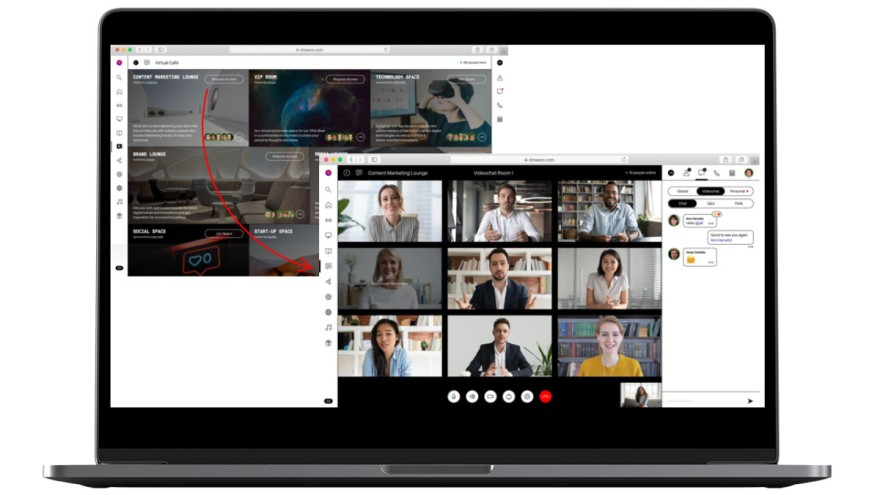 IDSconnect - Virtual Café