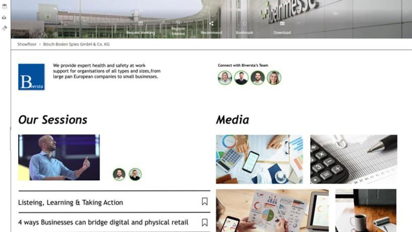 IDSconnect - Exhibitors