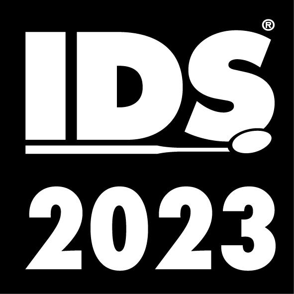 IDS Logo mit Jahr s/w
