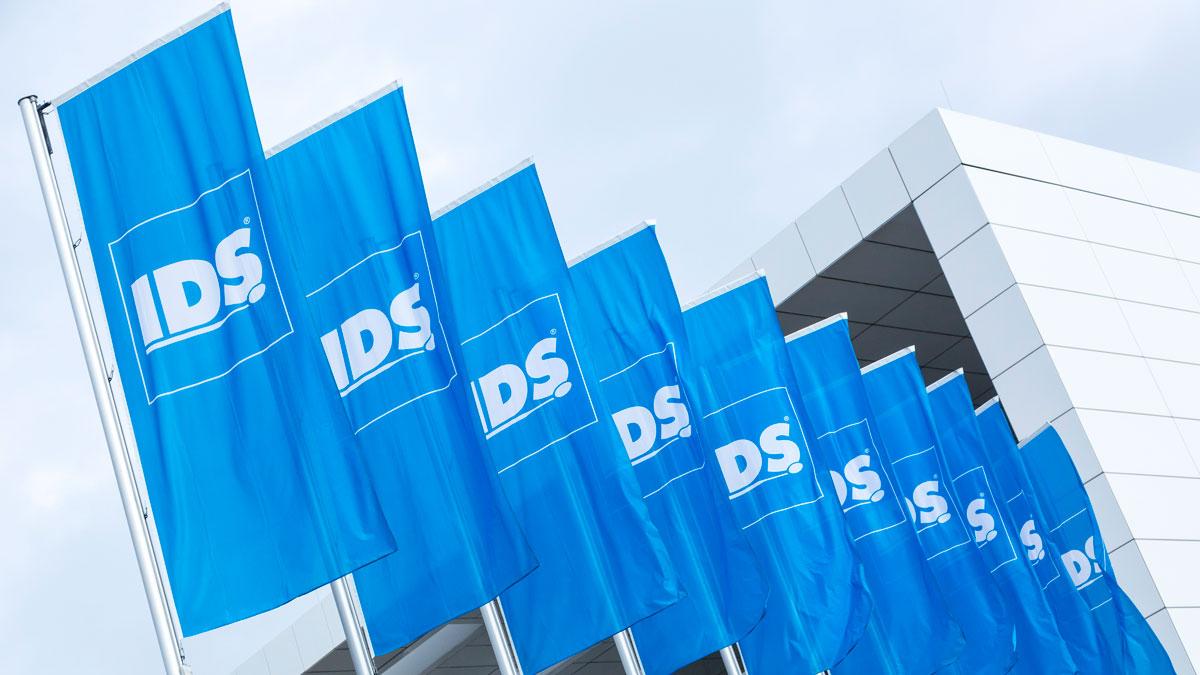 IDS - konkurrenzlose Weltleitmesse