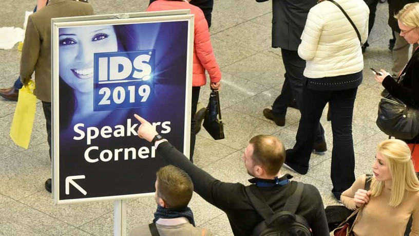 The events at IDS