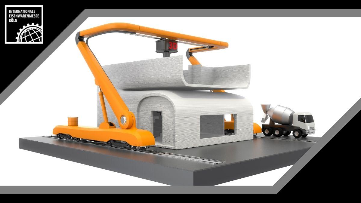 3D-Druck – die Revolution in der Bauwirtschaft