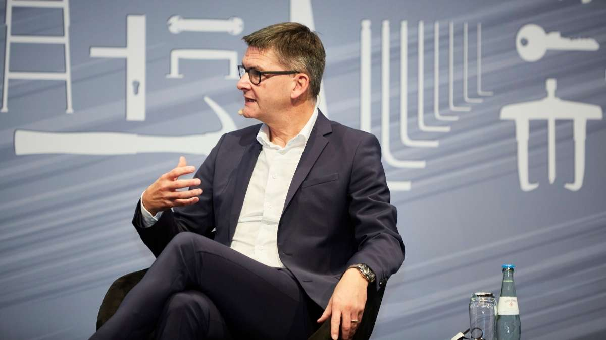 Digital European Press Conference, Cologne, Oliver Frese Chief Operating Officer
