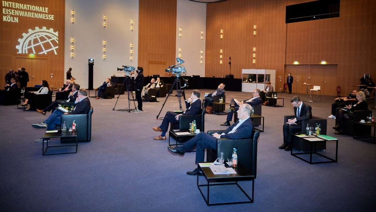 Digital European Press Conference, Cologne