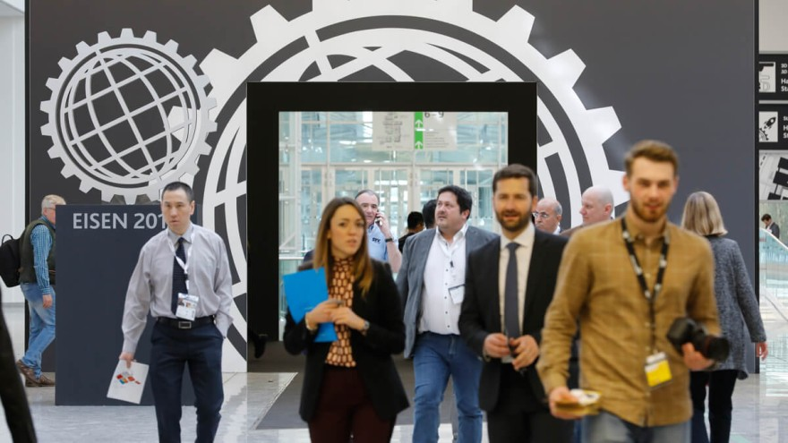5 innovative highlights at #EISENWARENMESSE