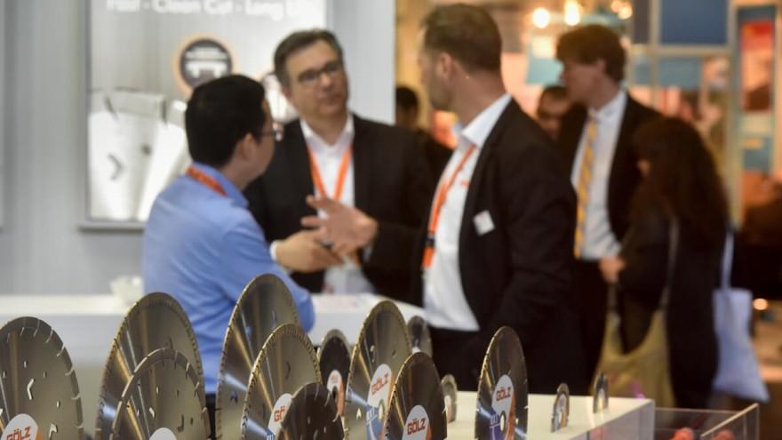 Exhibitors at International Hardware Fair