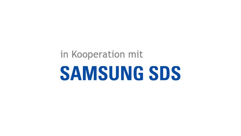 In cooperation with Samsung SDS