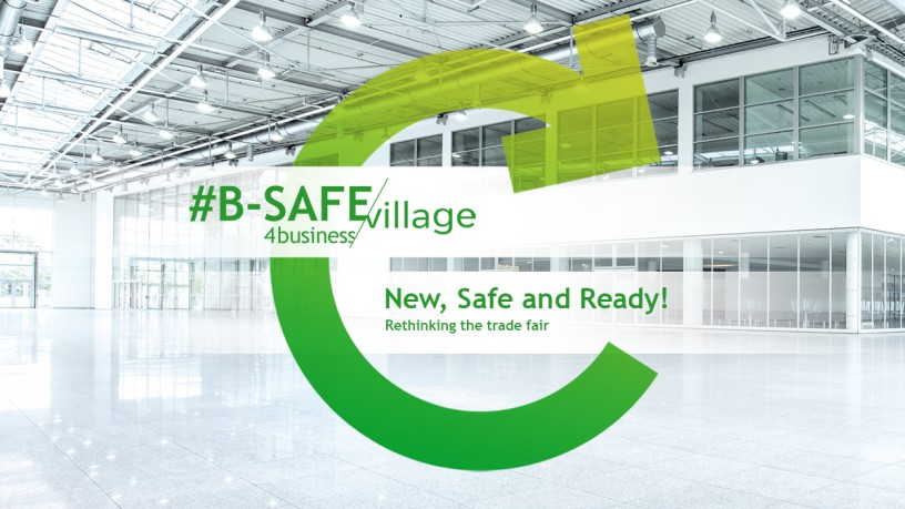 #BSafe Village Koelnmesse
