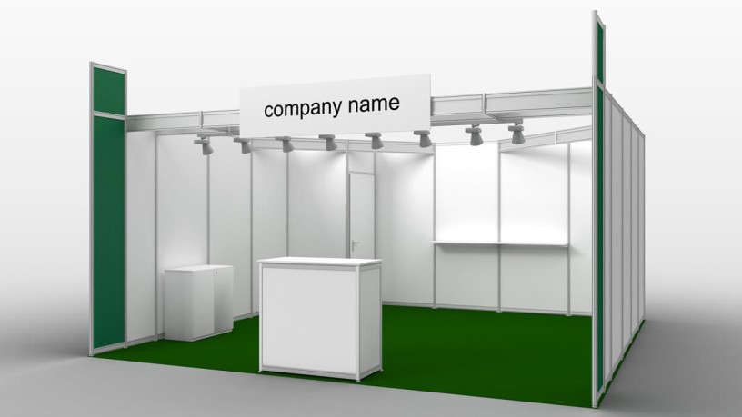 System stands Koelnmesse