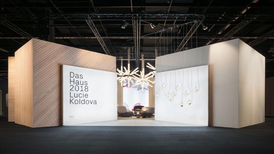 Lucie Koldova - Das Haus 2018