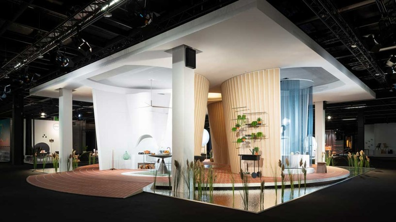 Das Haus – Interiors on Stage