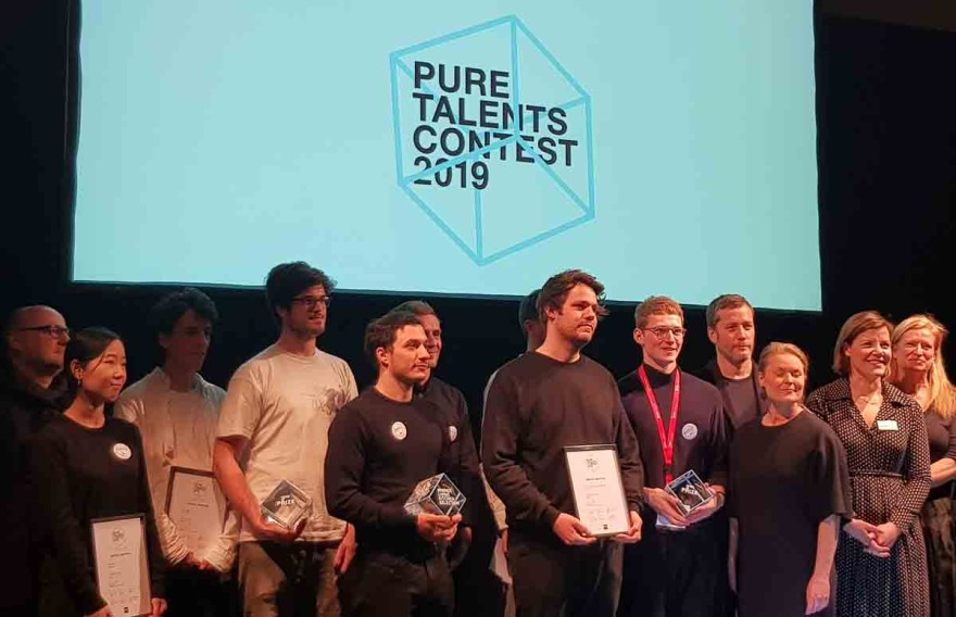 Pure Talents Contest at imm cologne 2020
