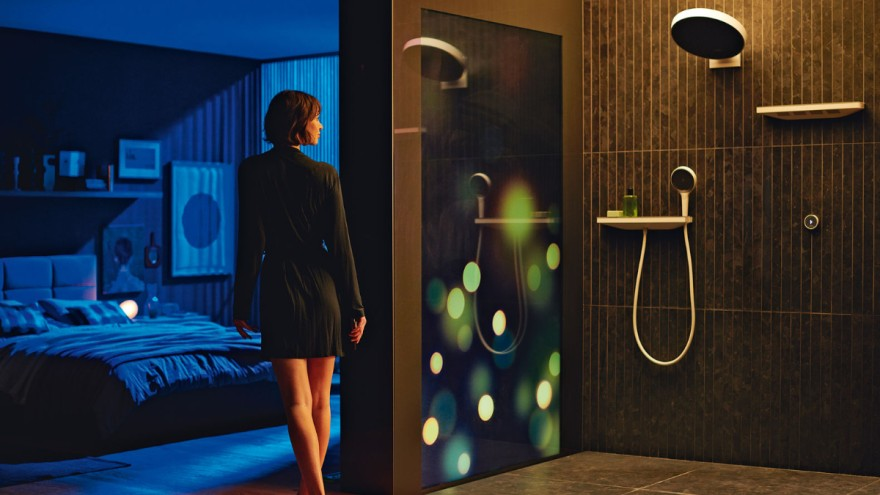 Smart shower from Hansgrohe SE