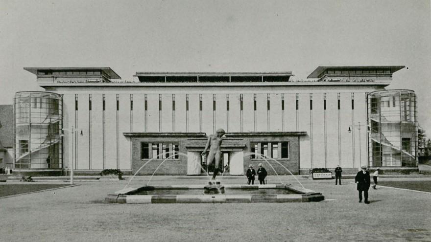 Werkbund and Bauhaus in Köln