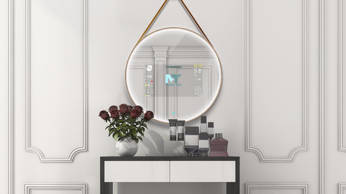 Der Smart Mirror von Mues-Tec
