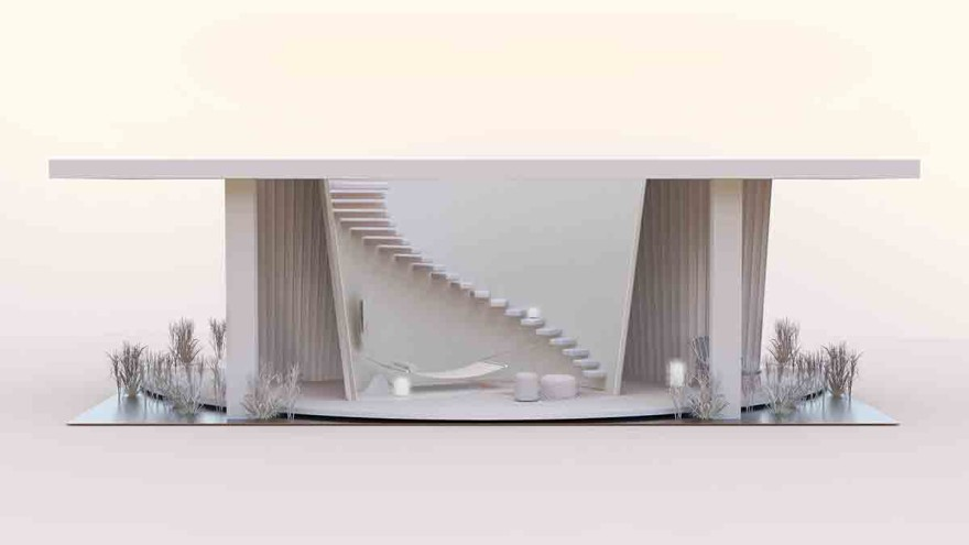 Das Haus 2020 by MUT Design at imm cologne