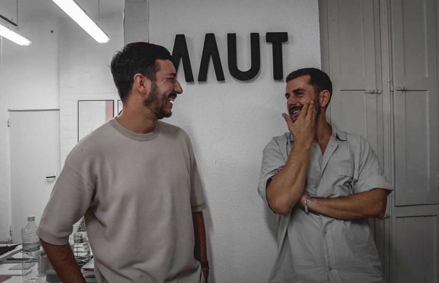 Guests of Honour of Das Haus 2020: Eduardo Villalón und Alberto Sánchez of MUT Design