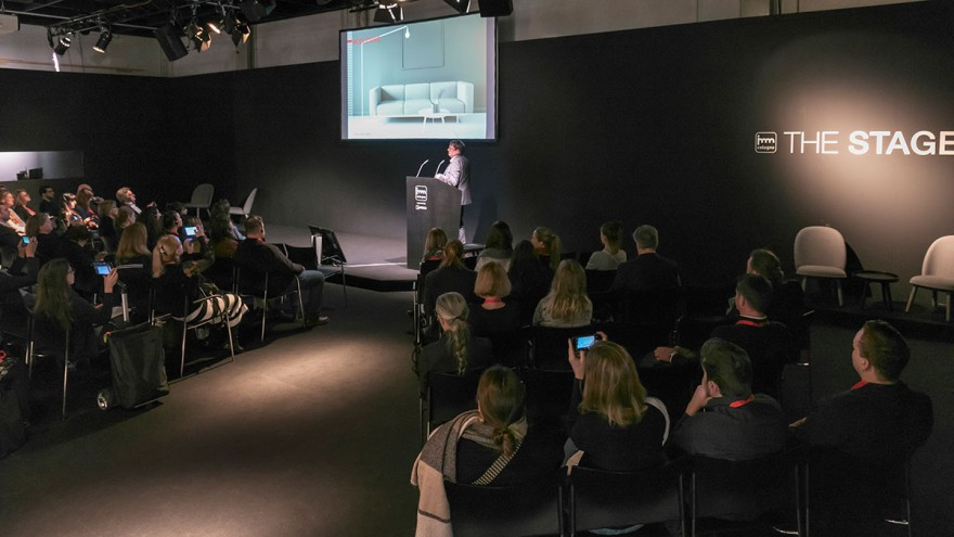 The Stage at imm cologne 2020
