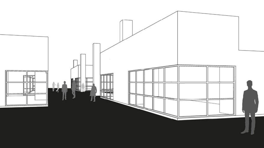 Get-together der Designer für Das Apartment HAUS auf der imm cologne 2021 /