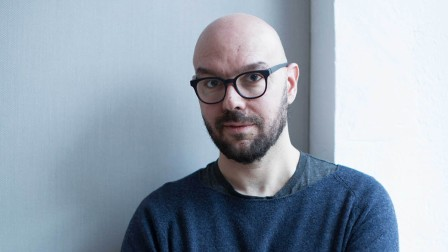 Designer and Venetian Luca Nichetto