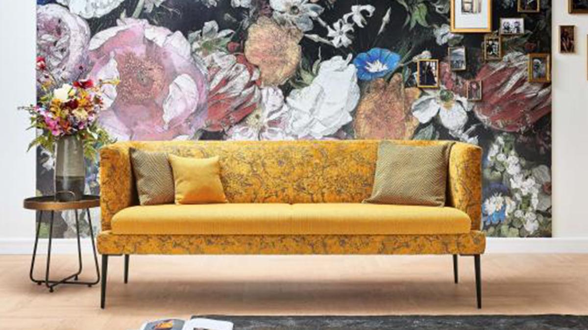 The Modern Dinner Sofa by Barnickel upholstered furniture