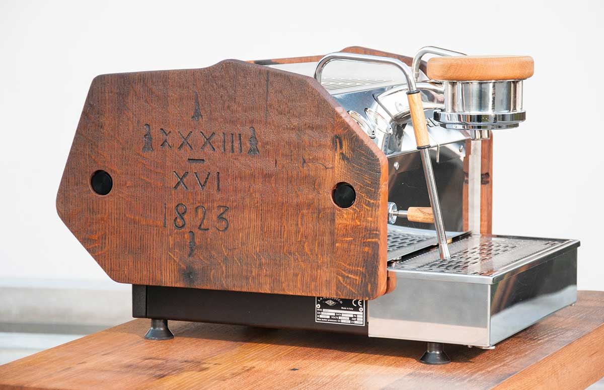 Walter's Wood Idea AG - Walter Amrhyn