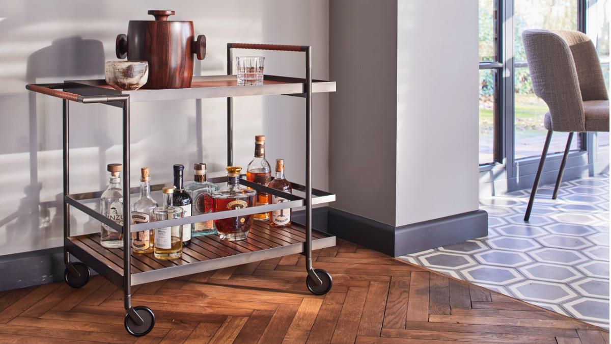 Drinks cabinet Harri from [more] Berhhard Müller