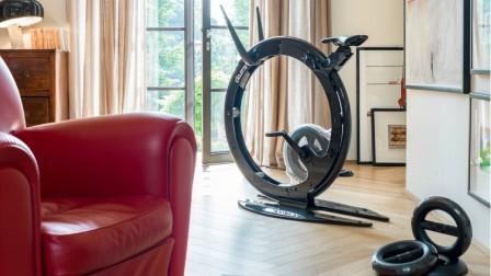 Das Ciclotte Bike Workout-Gerät für zuhause