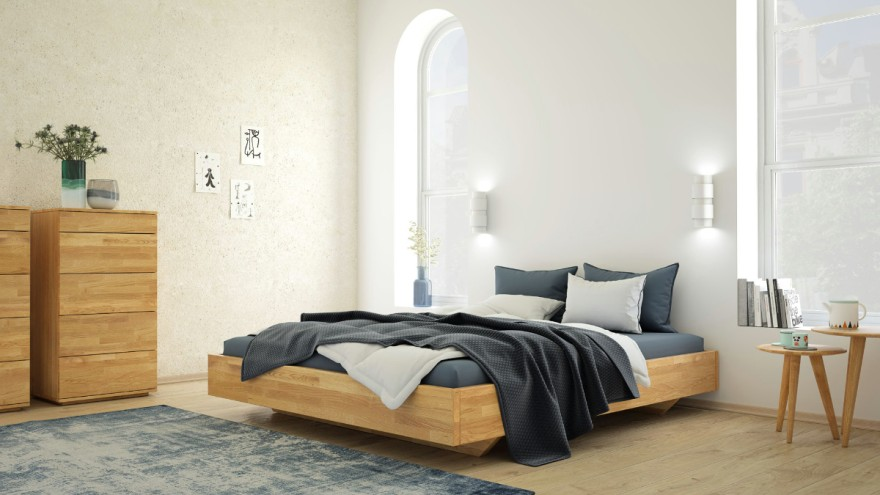 Furniture for the bedroom and more made to measure by Frohraum