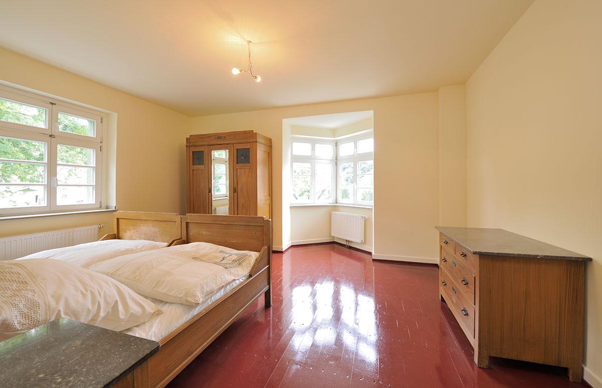 Germania Siedlung sleeping room