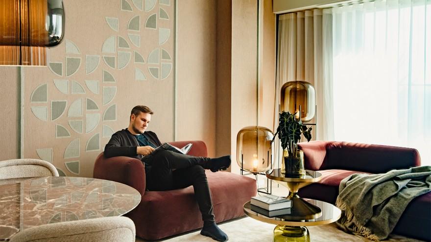 Shared-Housing-Apartment from Sebastian Herkner