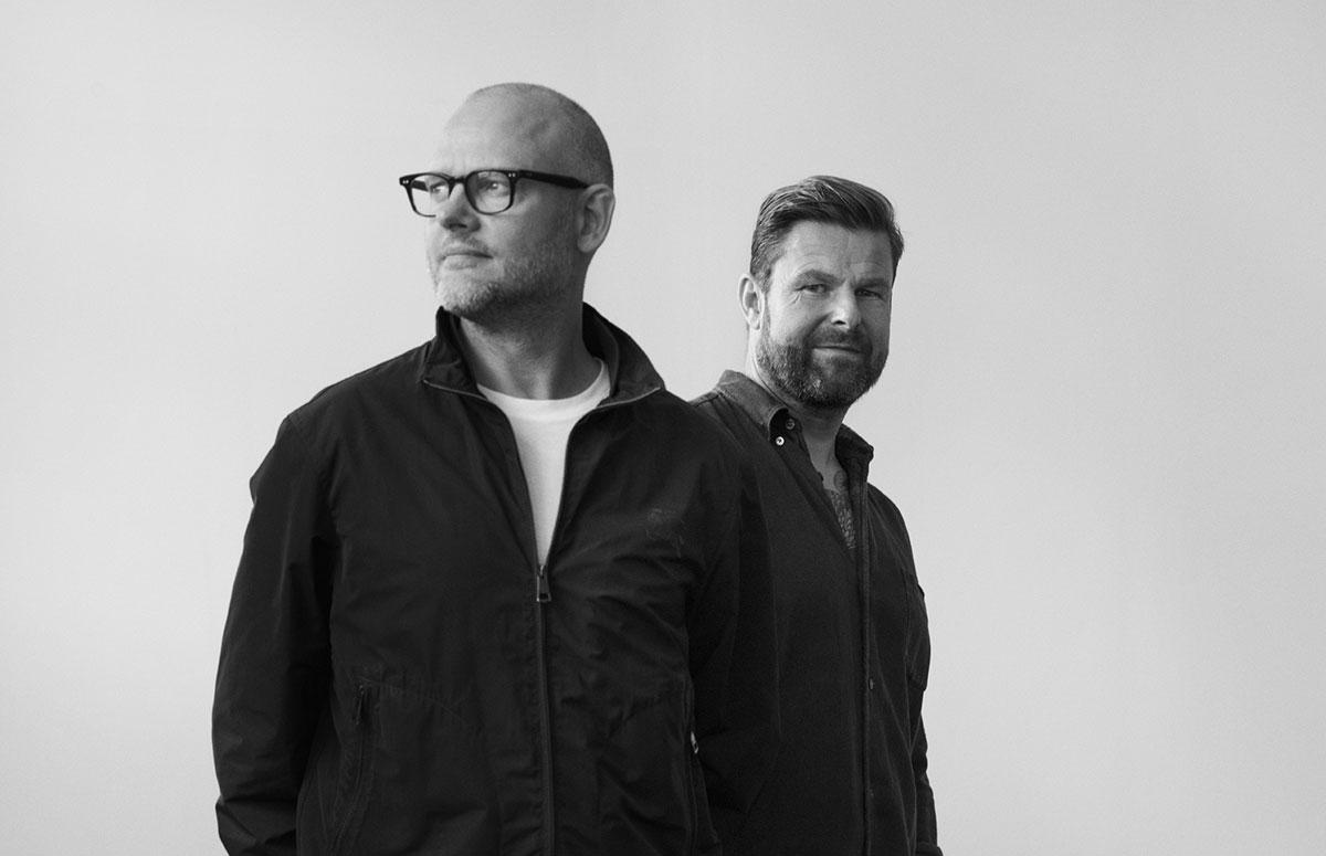 Jens Kajus und Claus Jakobsen von Million