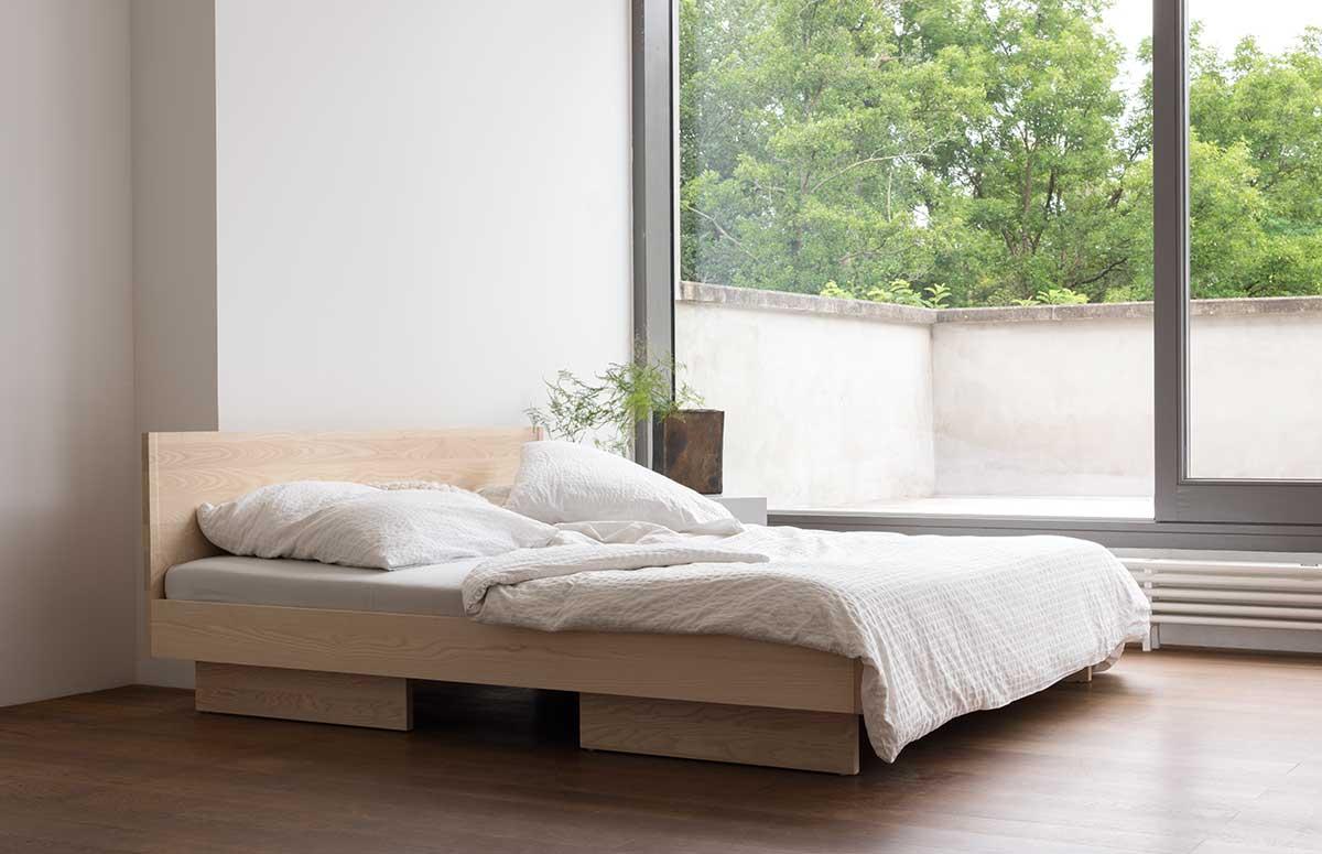 Das Bett Zians von Objekte unserer Tage