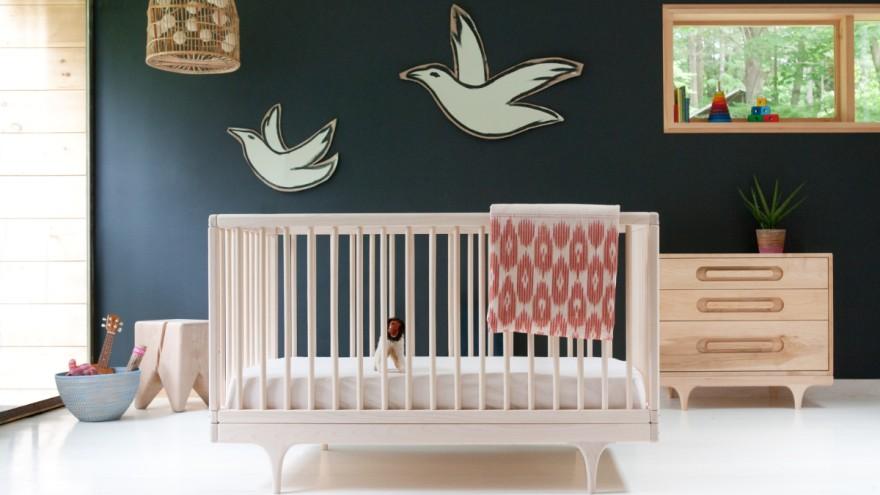 Caravan Collection nursery furniture by Kalon Studios