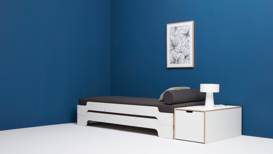 Classic stacking bed from Müller small living
