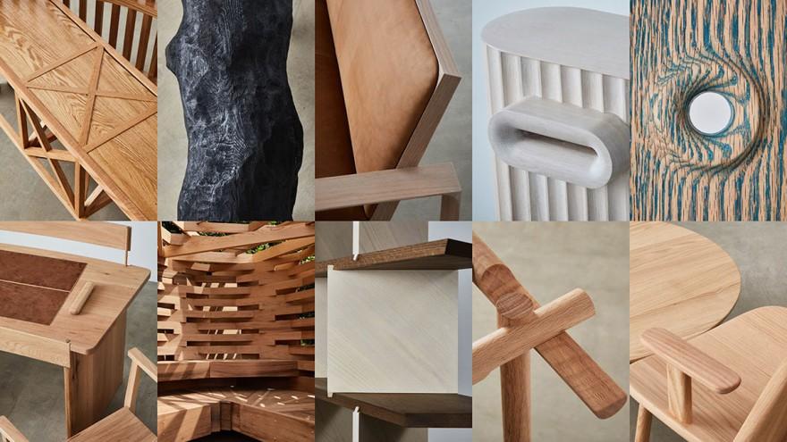Legacy Project – eine Ausstellung des American Hardwood Export Council auf der imm cologne 2020