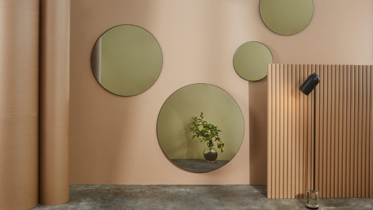 The small Circum mirrors from AYTM