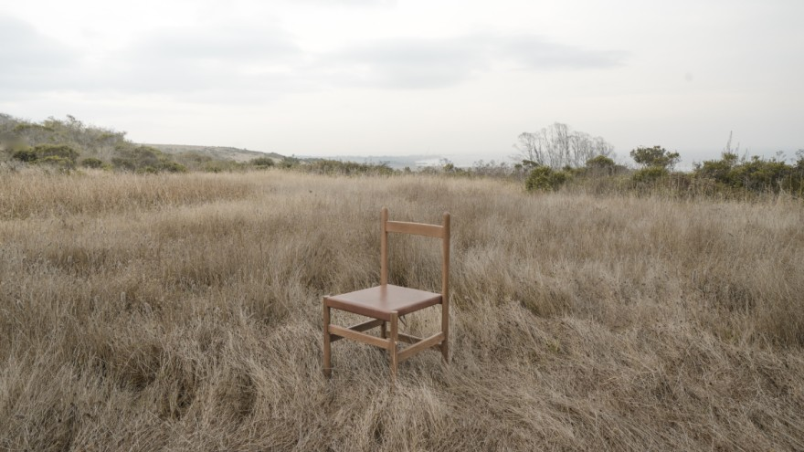 """Chinese designer """"Juniper Chair"""" from Sun at Six"""