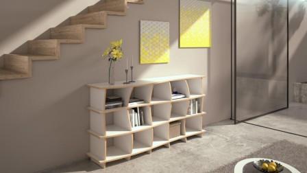 Ein individuelles Sideboard des Möbel-Startups form.bar