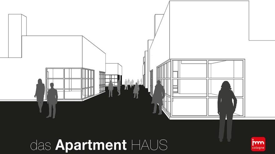 Das Apartment HAUS 2021 imm cologne