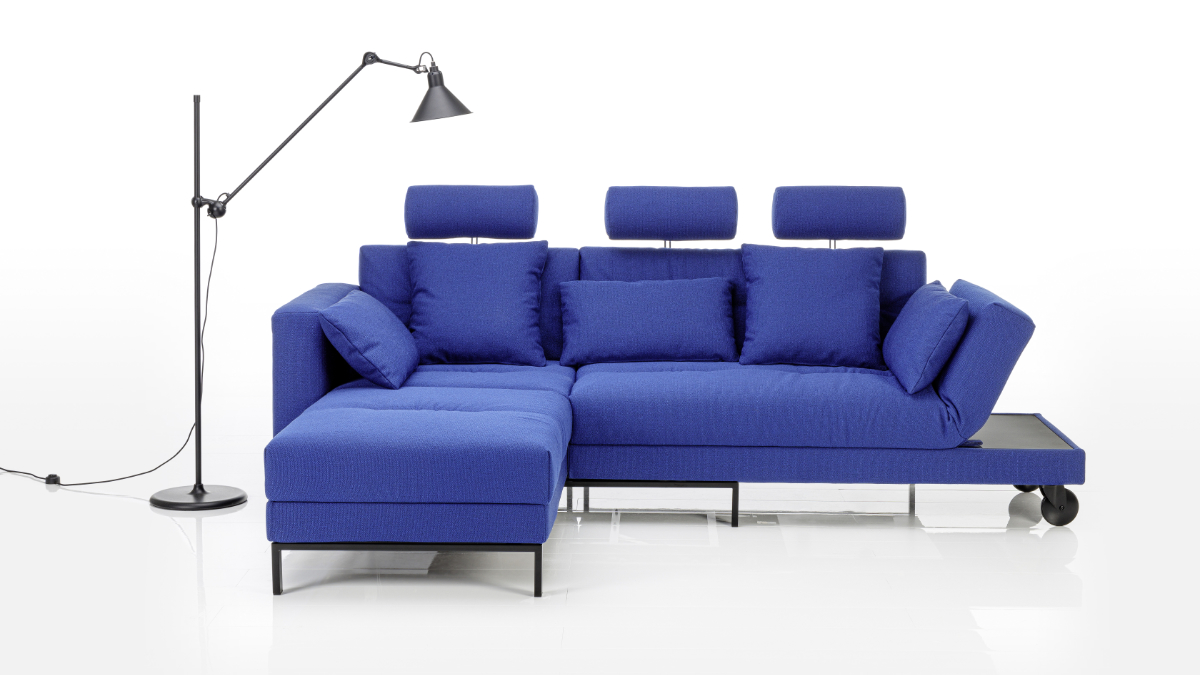The four-two sofa by brühl & sippold