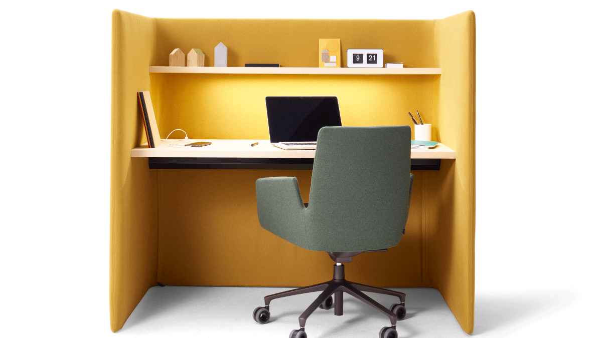 Der Floater Schreibtisch von COR