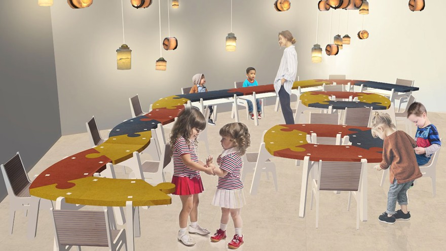 Innovatives Bildungskonzept myKidsy Playground: Premiere auf imm cologne