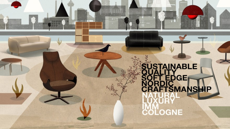 Natural living with high quality furniture