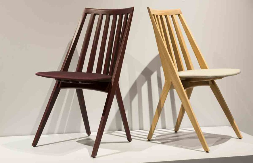 Chairs as a trend at imm cologne 2020