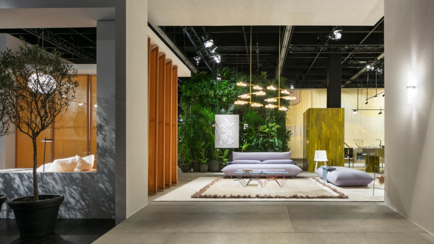 """""""Das Apartment Haus"""" vom Studio Truly Truly auf der imm cologne 2019"""