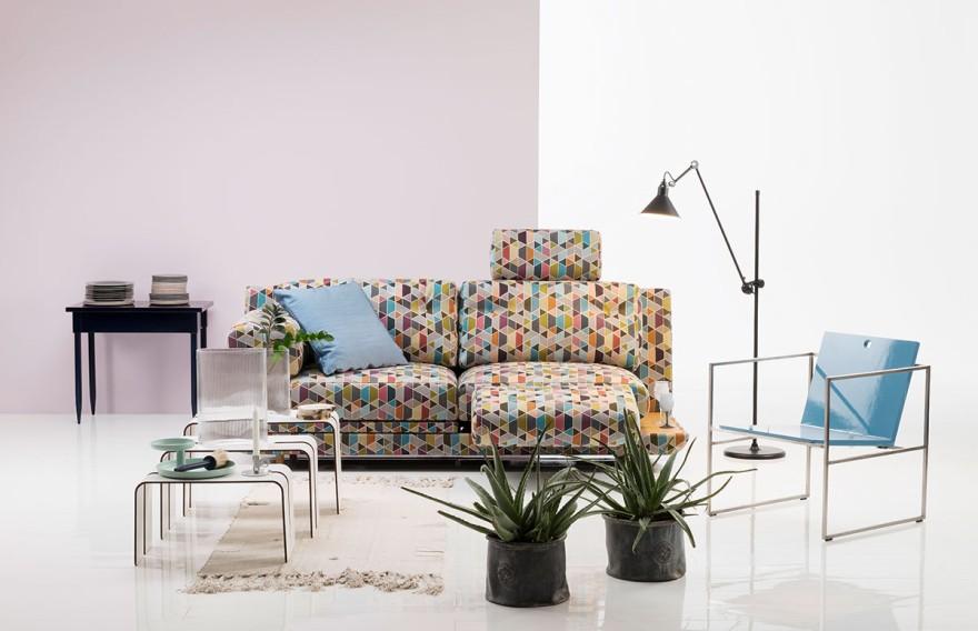 Photo: The Attitude sofa by Brühl