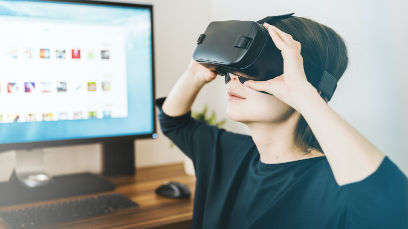 Virtuelle Einrichtung per Augmented Reality