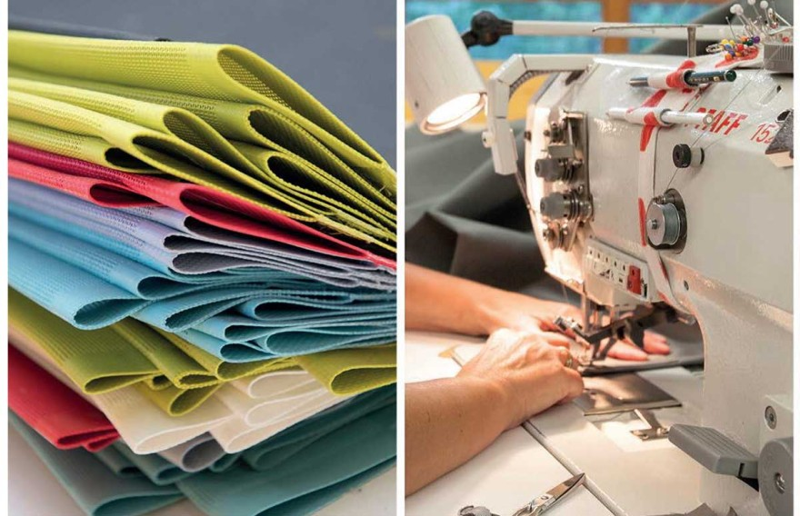 The sewing workshop Weishäupl